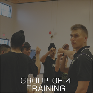 Group of 4 Training
