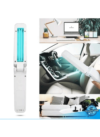 Portable UV Light Sanitizer Wand