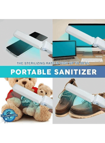 Image of Portable UV Light Sanitizer Wand