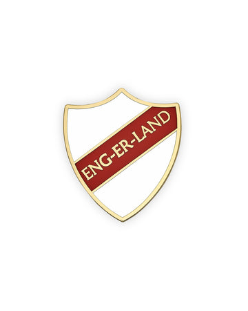 ENG-ER-LAND SHIELD