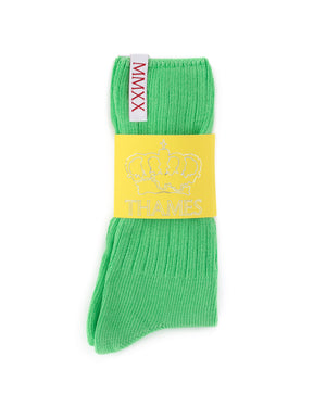 LABEL SOCKS PEA