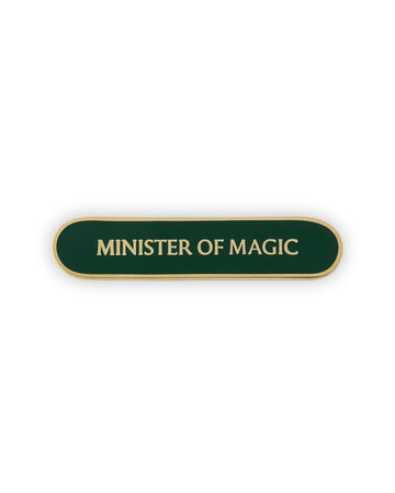 MINISTER OF MAGIC SHIELD