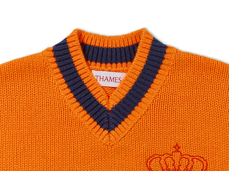 P.G. KNIT OPTIMISTIC ORANGE