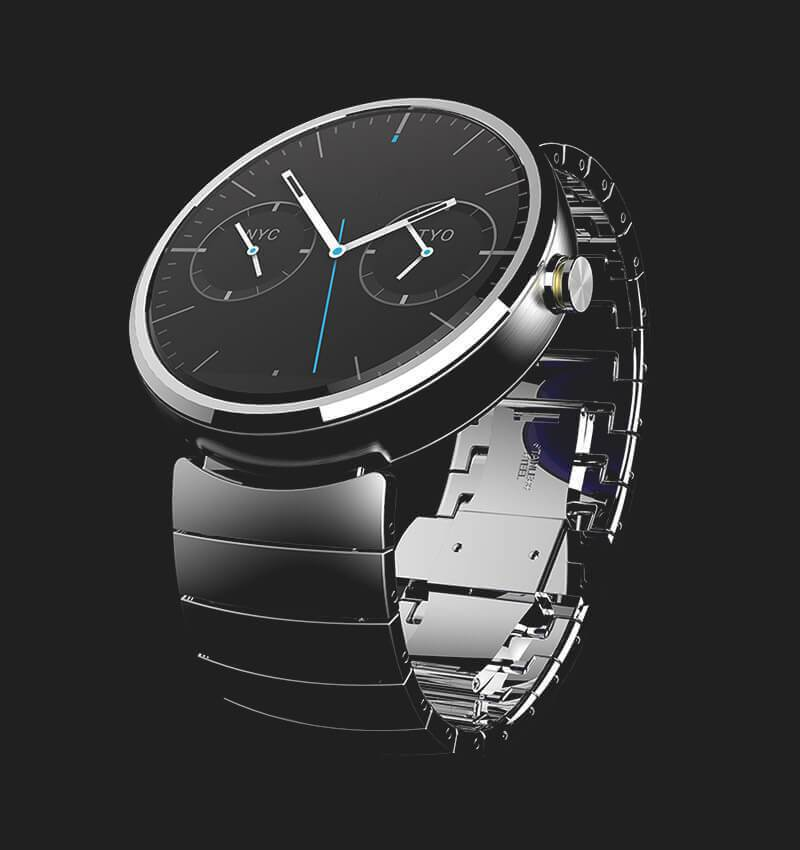 Boostheme Smart Watch