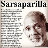 Dr Sebi On Sarsaparilla For Sale