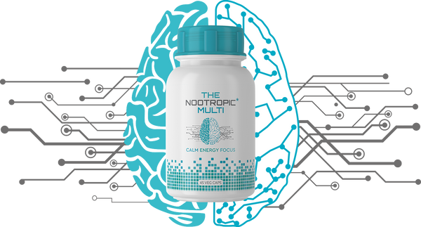 Nootropic Multi,Teal