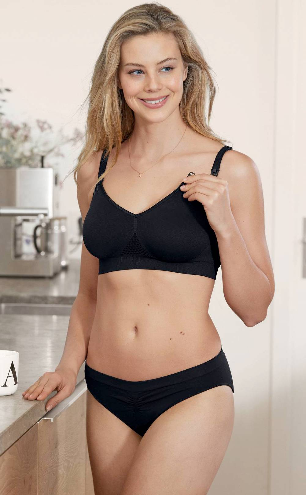 Anita 5096 Seamless Stretch Maternity Nursing Bra by Anita Maternity