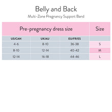 Load image into Gallery viewer, 1st Quality Belly & Back Pregnancy Support Band by Bravado Designs