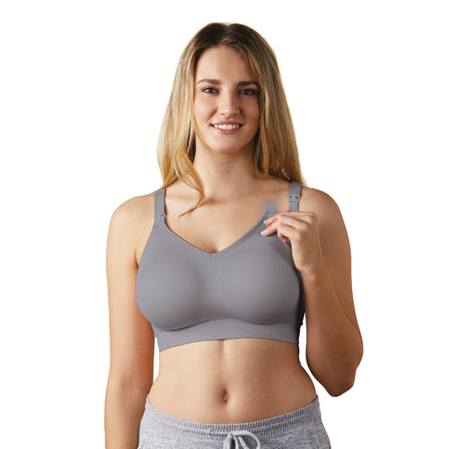 Body Silk Seamless Maternity Nursing Bra by Bravado Designs