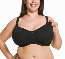 Load image into Gallery viewer, 1st Quality Croissant Underwire Nursing Bra by Cake Maternity