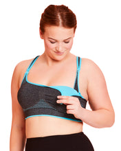 Load image into Gallery viewer, Danica Sports Nursing Bra by QT Intimates