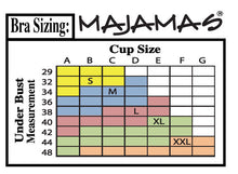 Load image into Gallery viewer, 1st Quality Organic Padded Daily Nursing Bra by Majamas