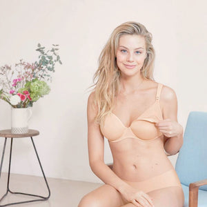 Miss Anita 5010 Underwire Spacer Cup Maternity Nursing Bra by Anita Maternity