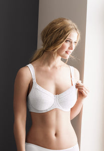 Anita Miss Cotton 5056 Extra Support Underwire Maternity Nursing Bra by Anita Maternity
