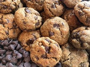 Premium Oatmeal Chocolate Chip Lactation Cookies Mix by Lactation Cookie Express