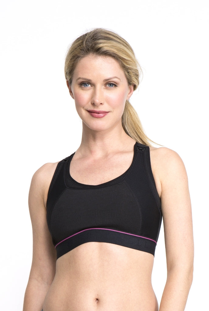 2nd Quality Sports Nursing Bra by La Leche League Intimates 3X