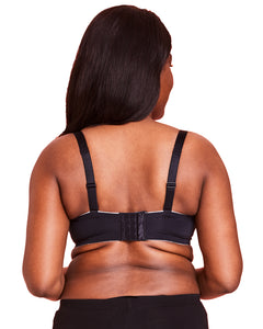 The Confident Mom Full Cup Padded Underwire Nursing Bra by Nursing Bra Express