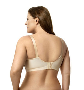 Extra Support Cotton Wireless Maternity Nursing Bra by Elila