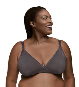 The Sexy Mom Comfort Plunge Maternity Nursing Bra by Nursing Bra Express