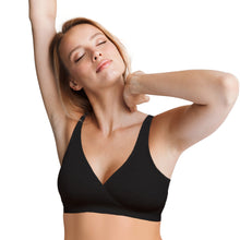 Load image into Gallery viewer, The Sleepy Mom Cotton Maternity Nursing Bra by Nursing Bra Express