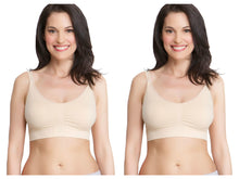 Load image into Gallery viewer, Value Line 2-Pack Savings Bundle Stretch Comfort Maternity Nursing Bras