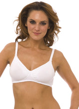 Load image into Gallery viewer, 2nd Quality Wireless Molded Cotton Nursing Bra by QT Intimates