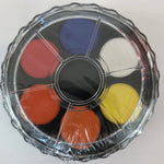 Watercolour 24 Colour Compact Paint Set