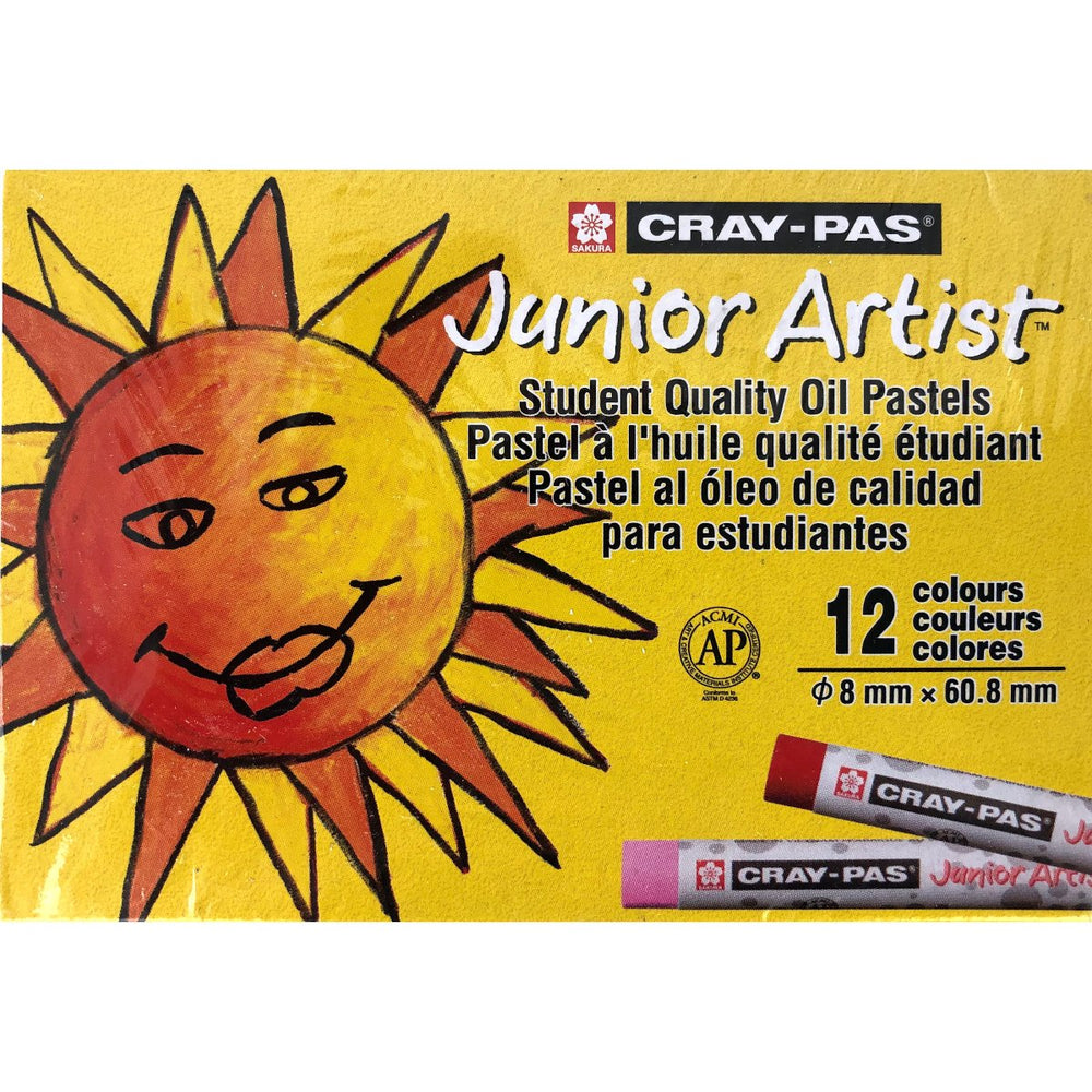CRAY-PAS - Junior Artist - Student Quality Oil Pastels