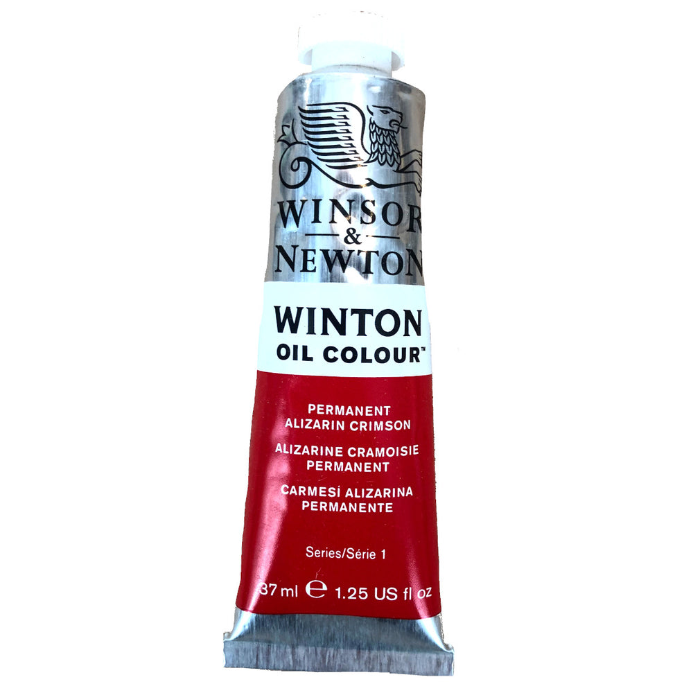 Winsor & Newton - Winton Oil Colours Series 1 & 2, 37 ml Tube