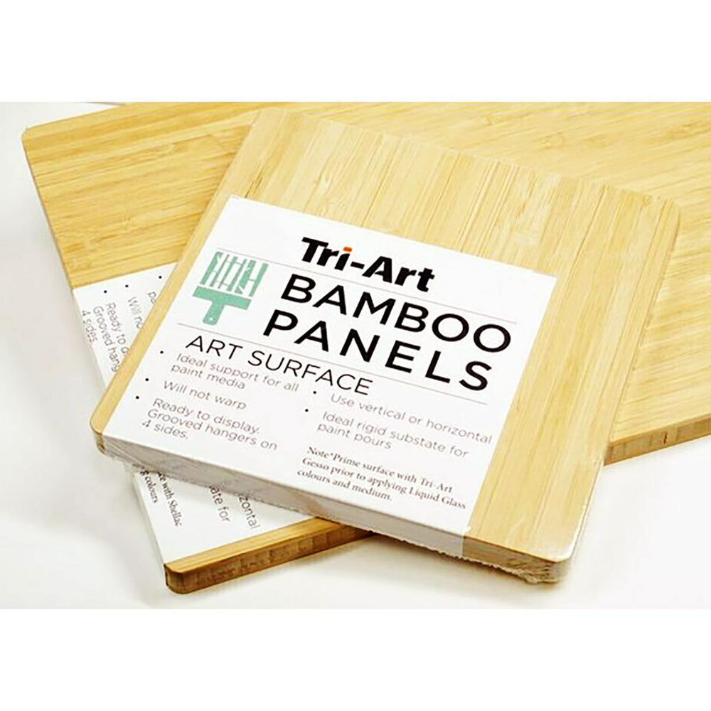 Tri-Art, Bamboo Panels
