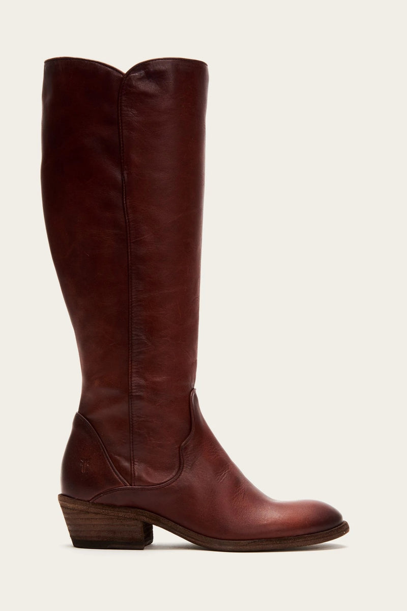 Vintage Chunky Heel Casual Fall/Winter Long Boots