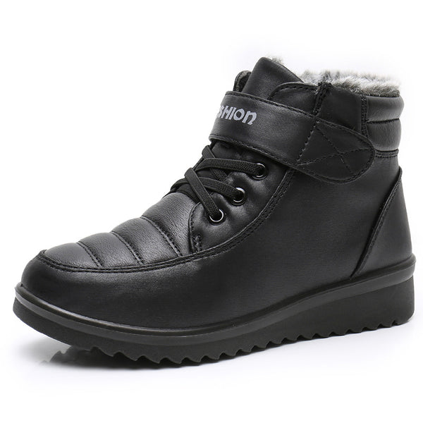 Buckle Casual Boots