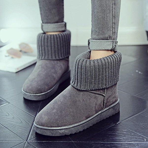 Date Winter Snow Boots