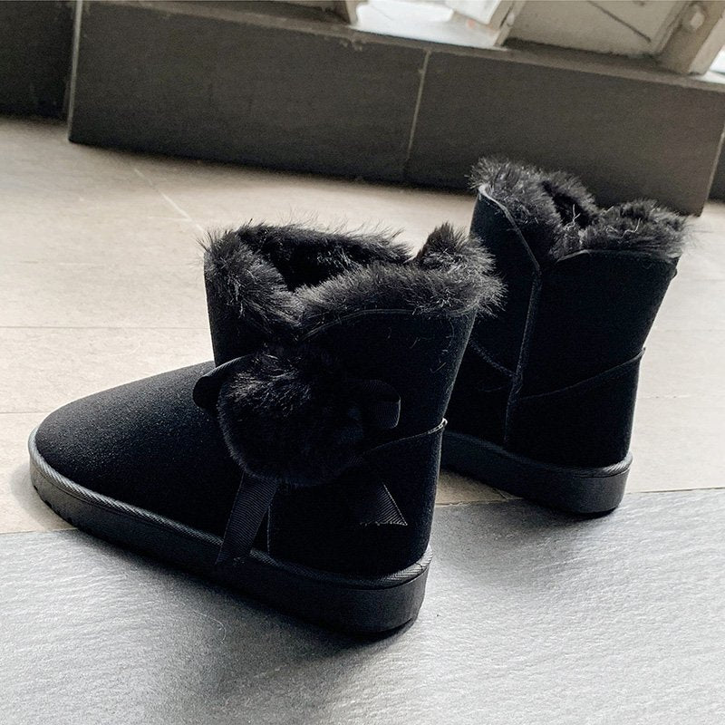 Winter Pu Boots