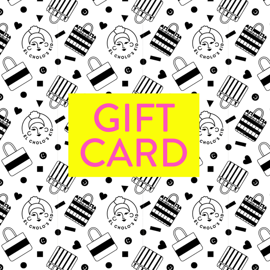 El Cholo's Kid Gift Card - El Cholo's Kid