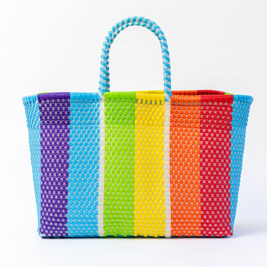 Large Tote Bag - Rainbow - El Cholo's Kid