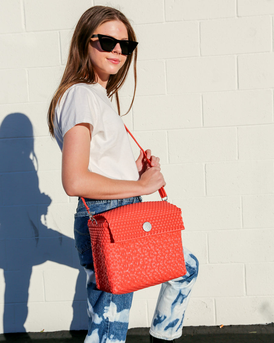 Small Clutch - Coral | El Cholo's Kid - El Cholo's Kid