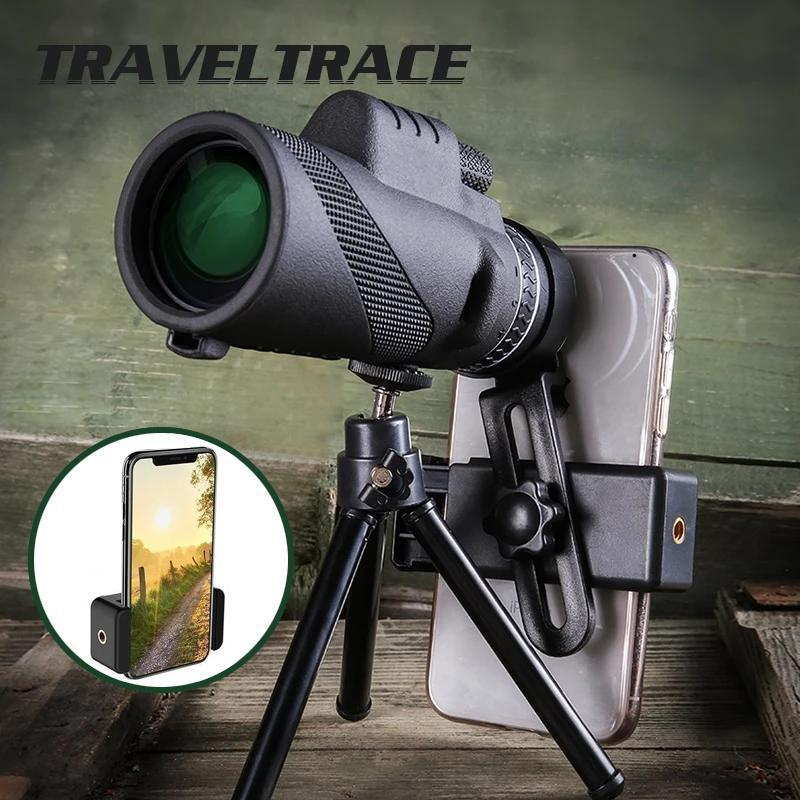 2020 New Waterproof 60X80 High Definition Monocular Telescope(Buy 2 Free Shipping)