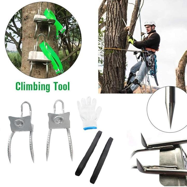 Slip Climbing Tree Shoes for Hunting Observation Picking Fruit
