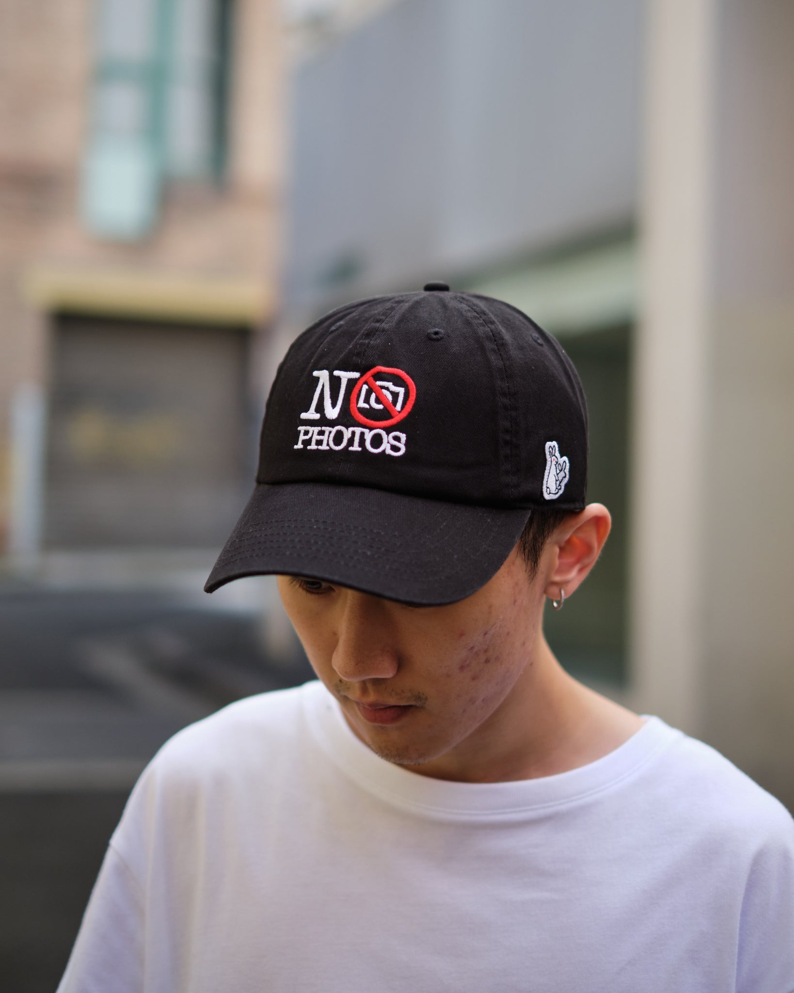 FR2 NEW NO PHOTOS EMBROIDERY SIX PANEL CAP