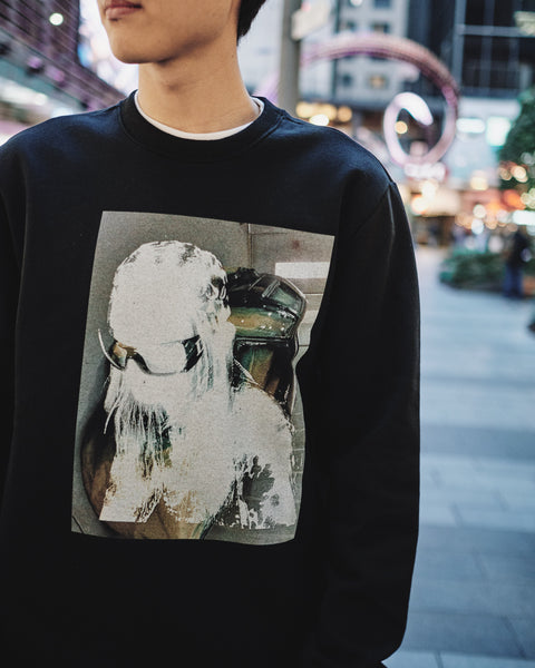 1017 ALYX 9SM PATRIOT CREW NECK SWEATSHIRT