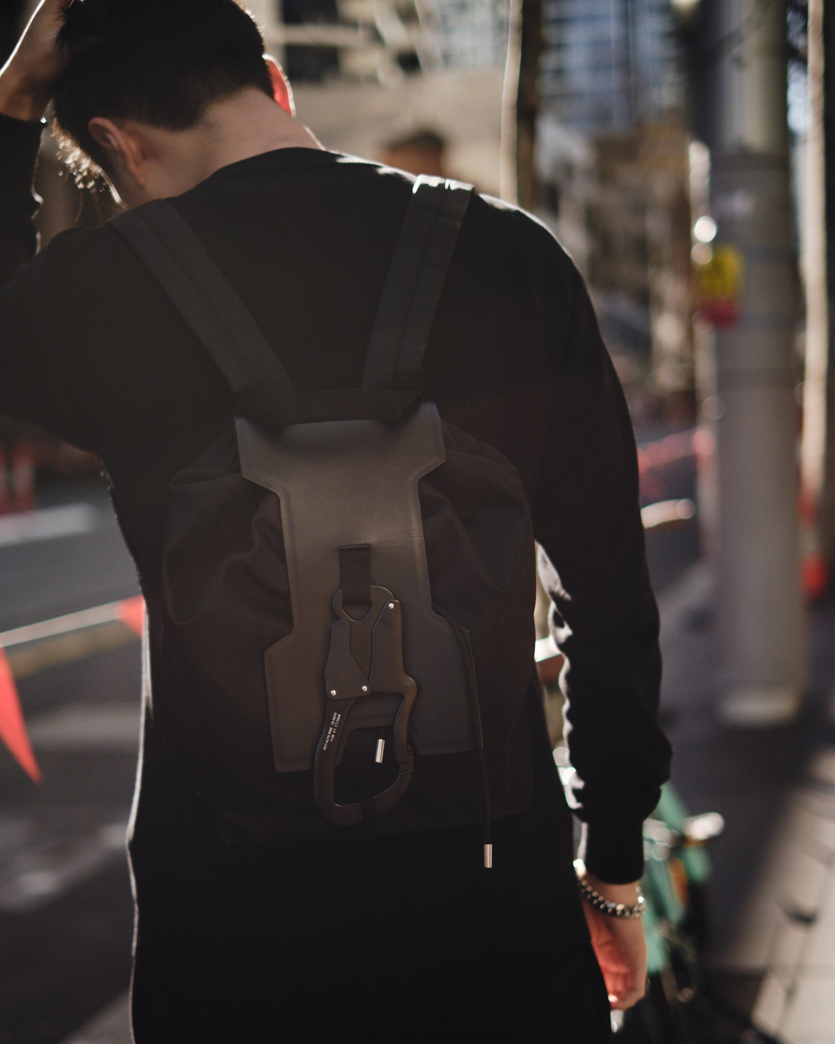 1017 ALYX 9SM CLAW TANK BACKPACK