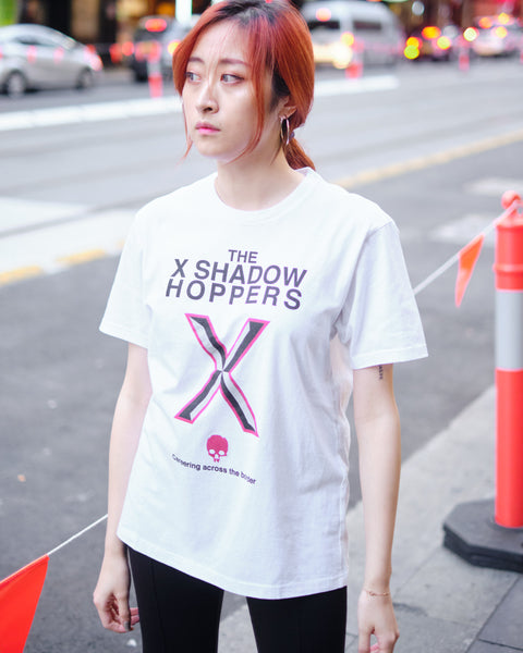 X SHADOW HOPPERS TEE