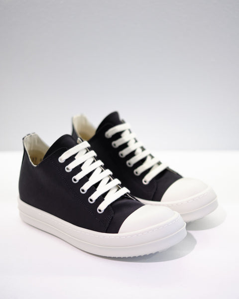 LOW-CUT W SNEAKERS - BLACK