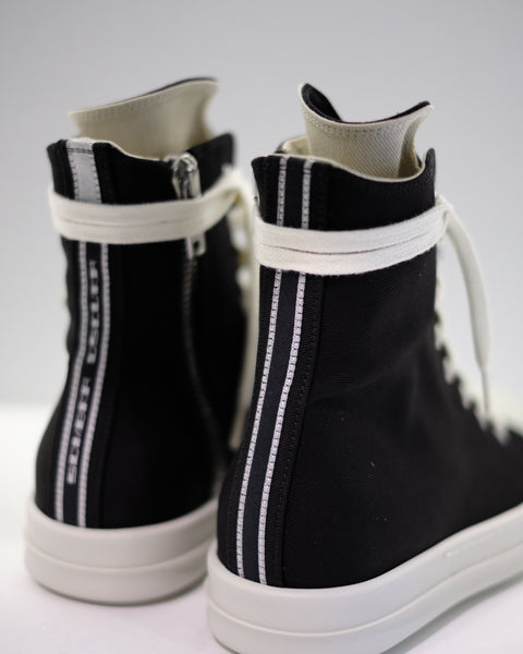 HI-TOP SNEAKER W - BLACK