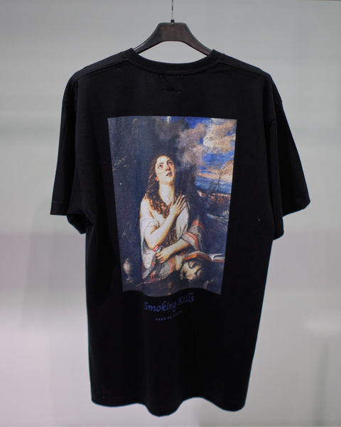 FR2 SMOKERS TEE - BLACK