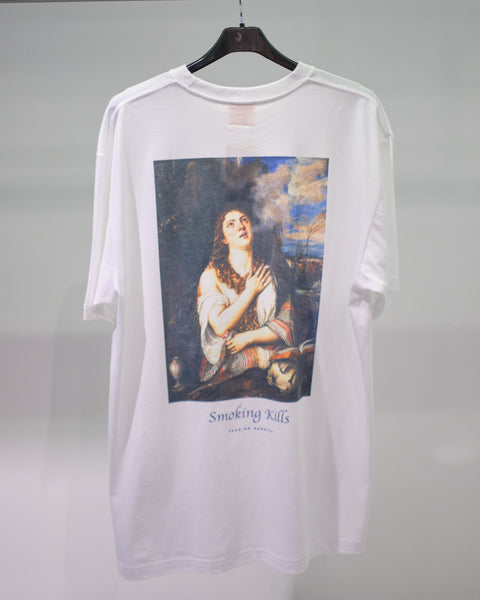 FR2 SMOKERS TEE - WHITE