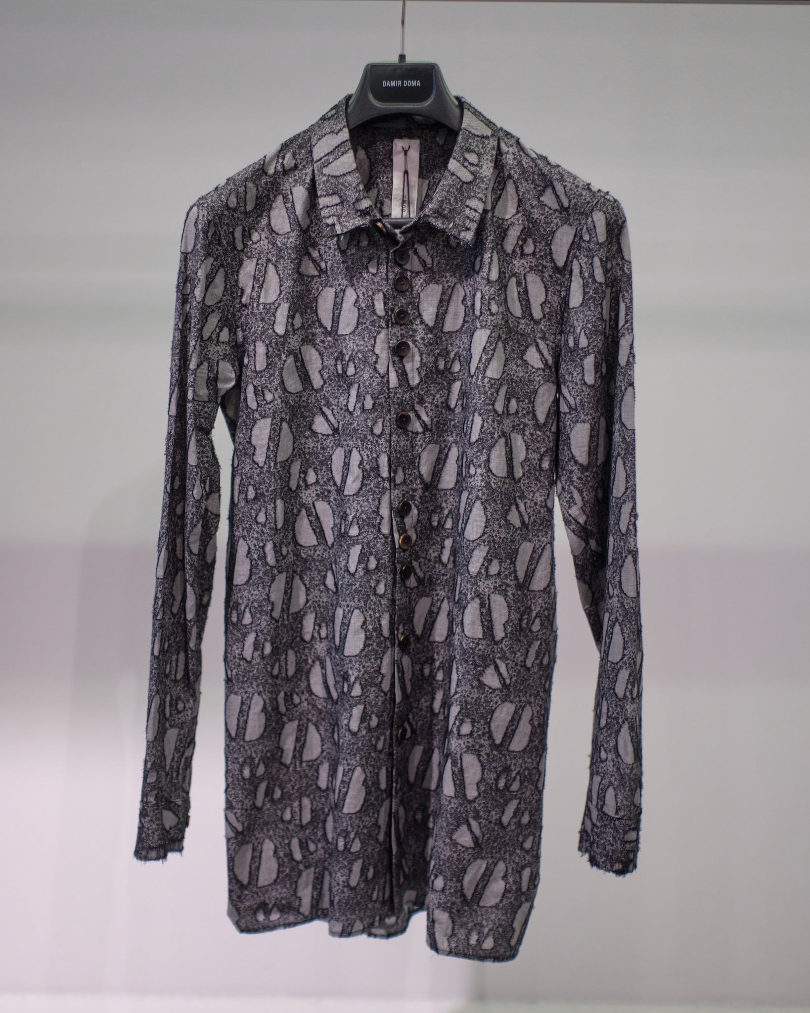 DAMIR DOMA SHIRTS SABA - LIGHT GRANITE [AF1M0010-F2531-902]
