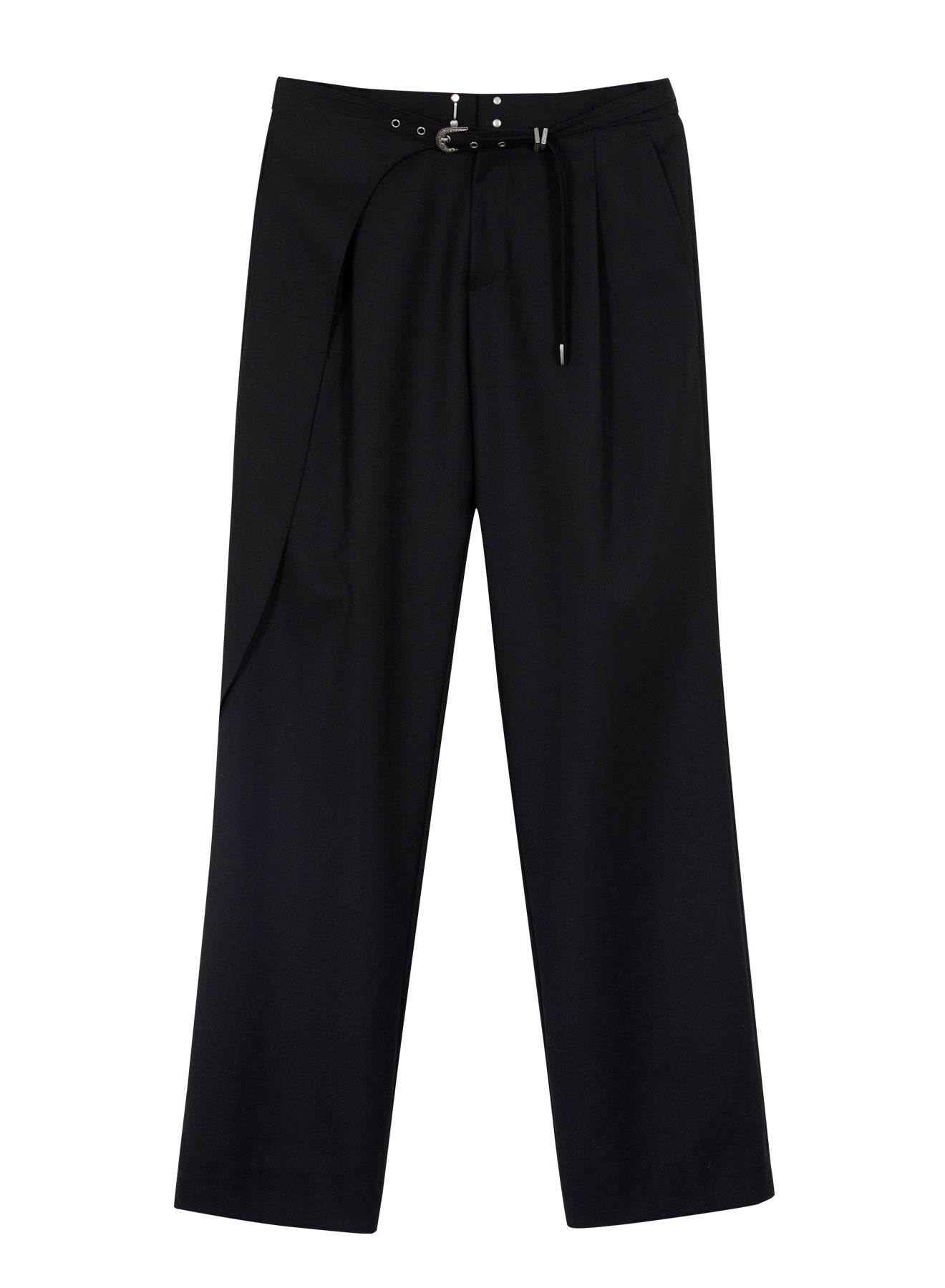 Andersson Bell WESTERN WRAP WIDE LEGGED TROUSERS