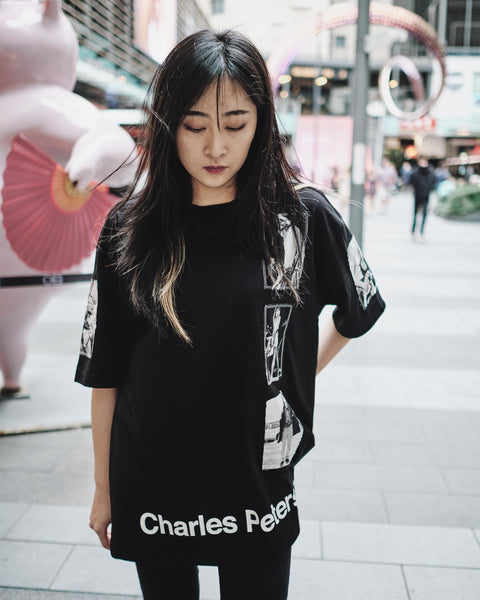THESOLOIST x CHARLES PETERSON OVERSIZE T-SHIRT
